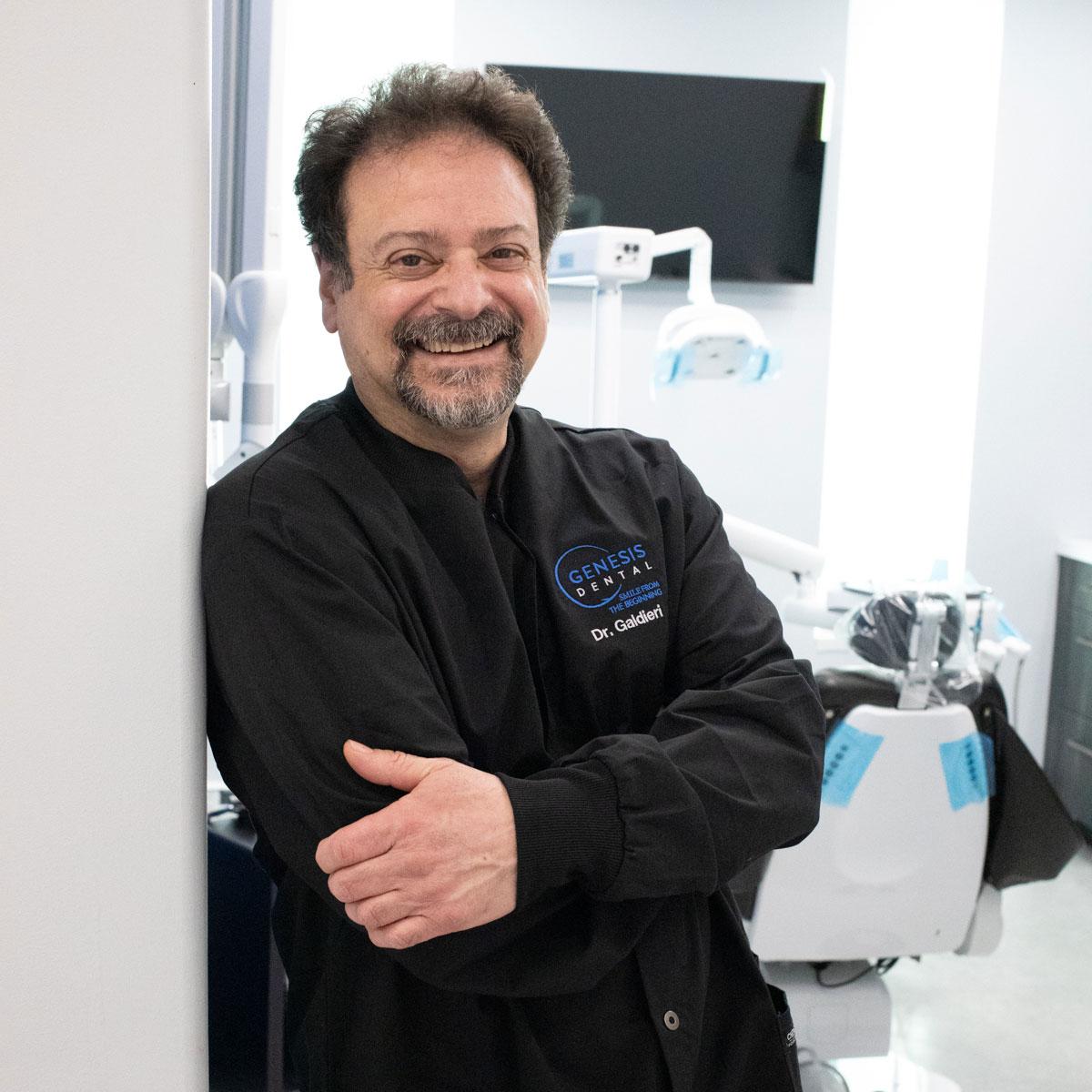 Dr. Carmine<br /> Galdieri, DMD