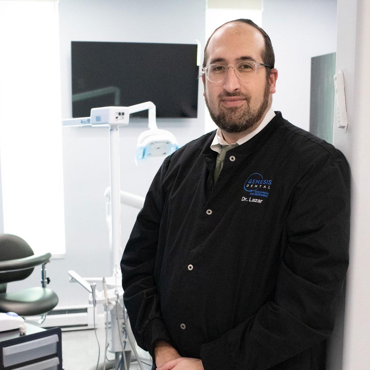 Dr. Jonathan<br /> Lazar, DMD